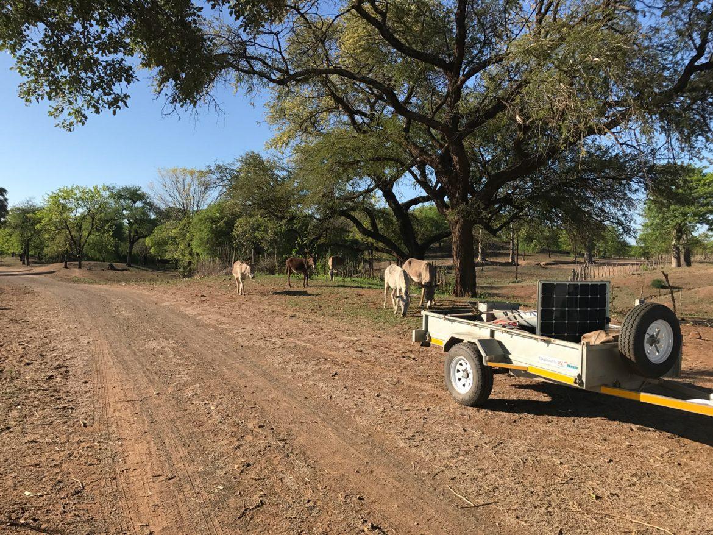 2017 Rural area testing