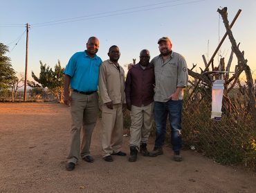 2 Dec 2019 – ICIPE partners with Lumin8 to evaluate a new solar mosquito trap in southern Africa: Eswatini and Botswana