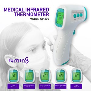 Medical Infra Thermometer Brochure